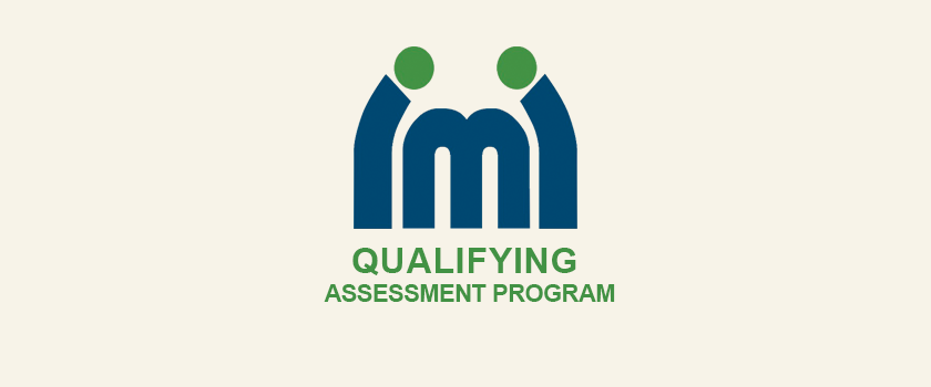 IMI Qualifying Assessment Program